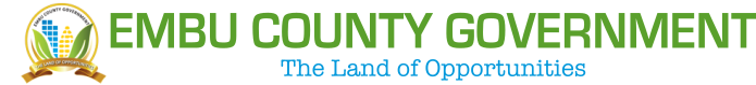 Embu County Government Logo